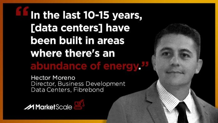 Data Grows in Usage, Data Centers Grow in Efficiency with Hector Moreno of Fibrebond